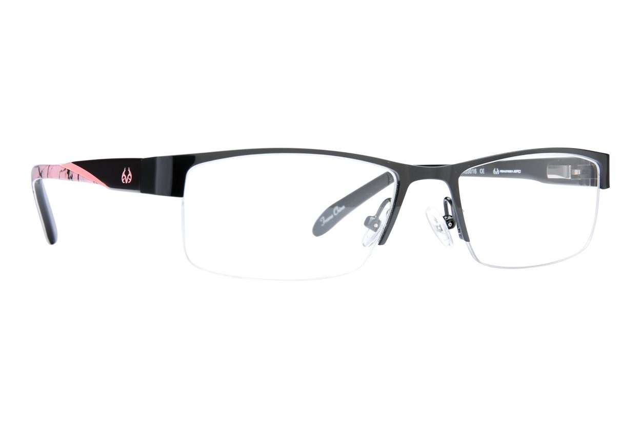 Realtree R496 Black Glasses