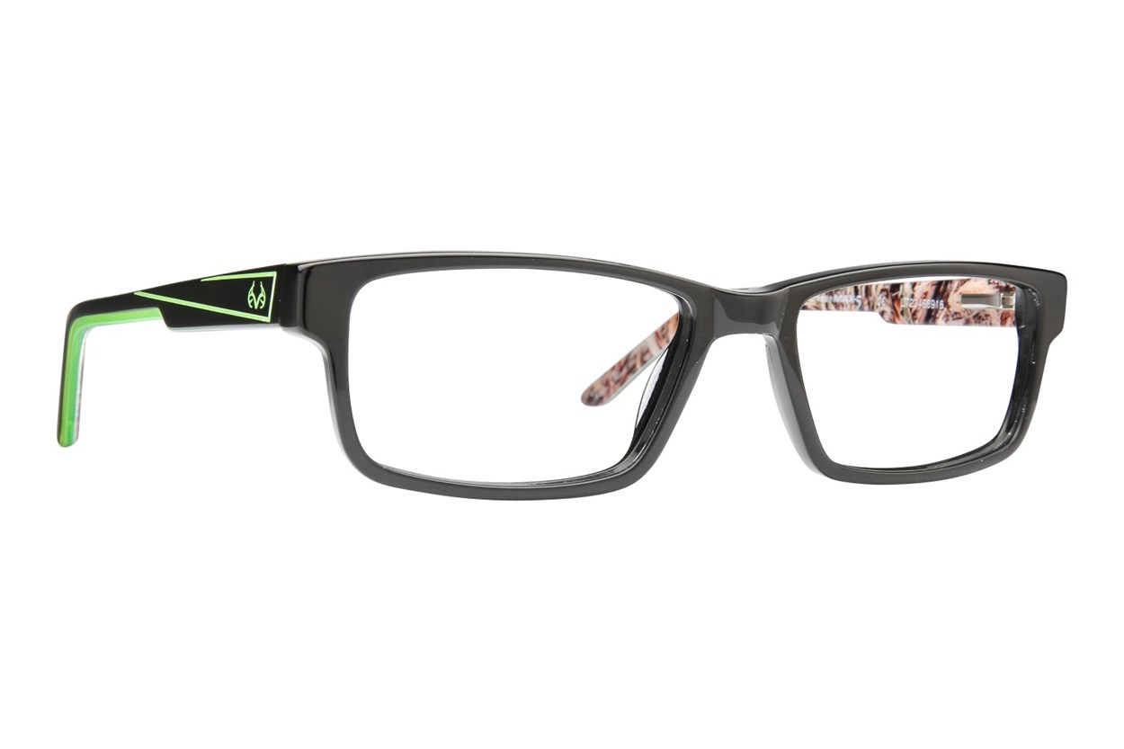 Realtree R497 Black Glasses