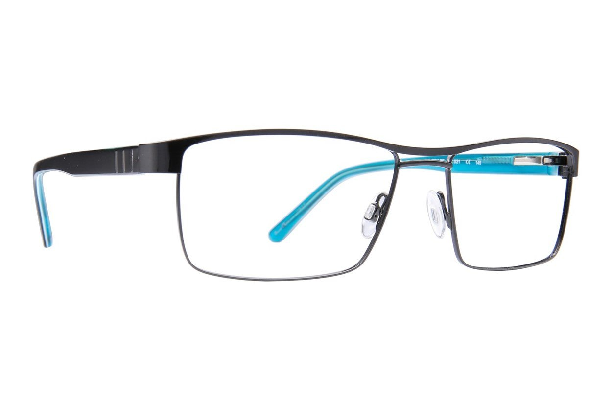 Randy Jackson RJ 1073 Black Glasses