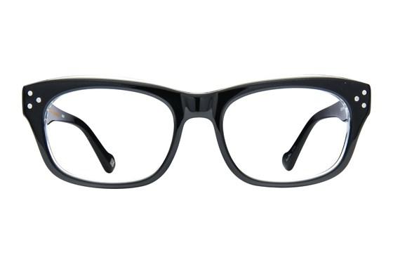 Randy Jackson RJ X118 Black Glasses