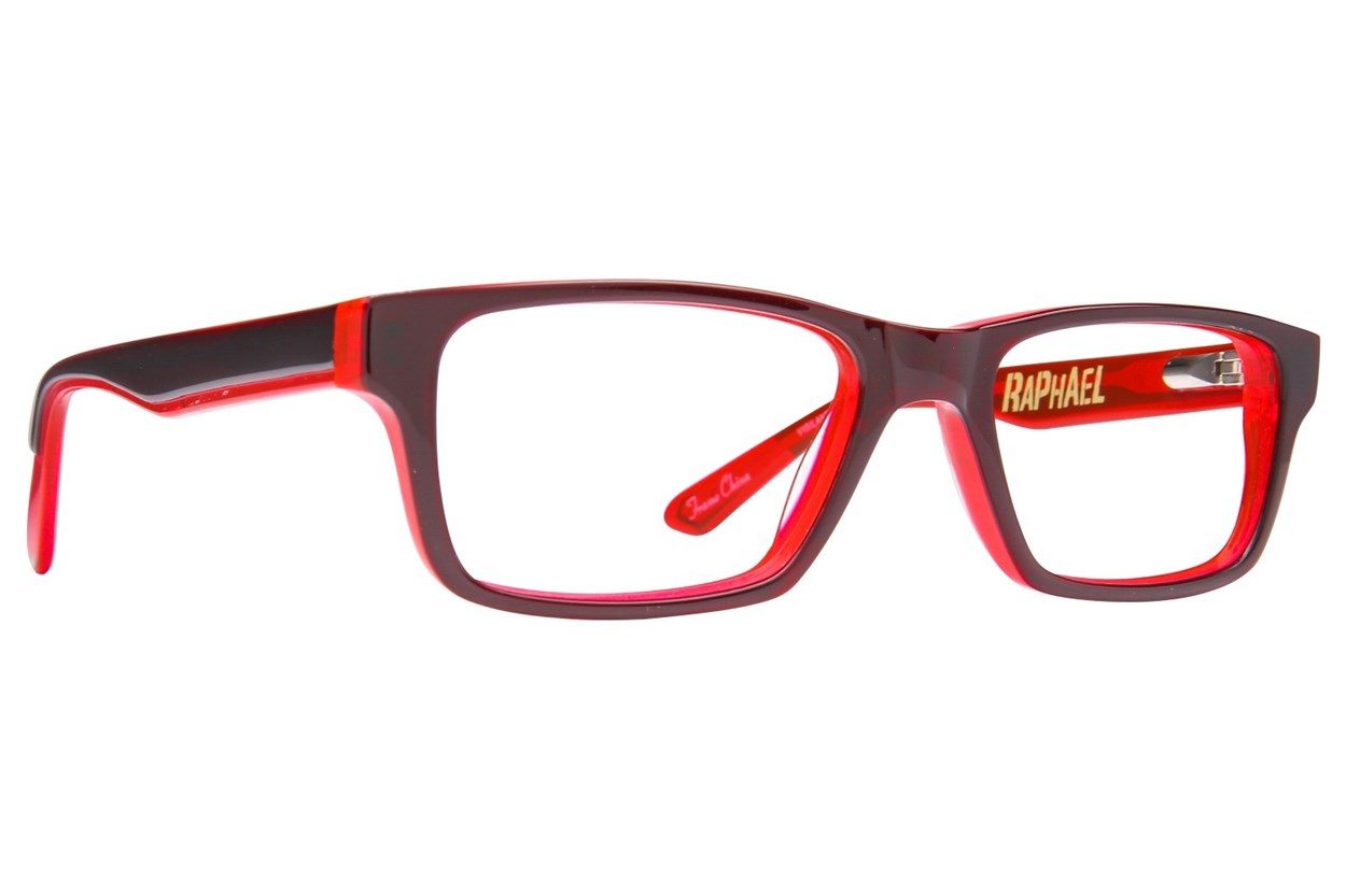 Nickelodeon Teenage Mutant Ninja Turtles Vigilante Red Glasses