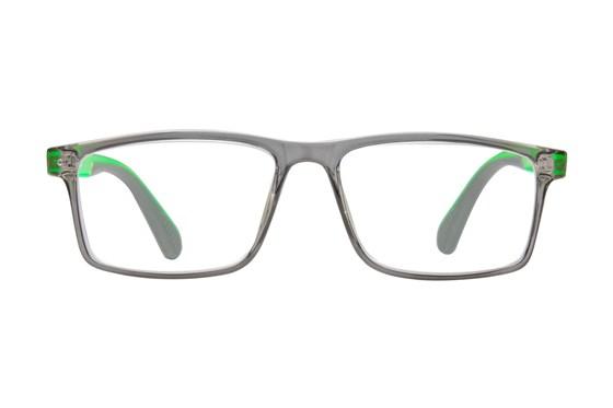 Jet Readers DFW Reading Glasses Gray
