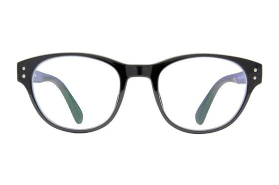 Jet Readers ATL Reading Glasses Black ReadingGlasses