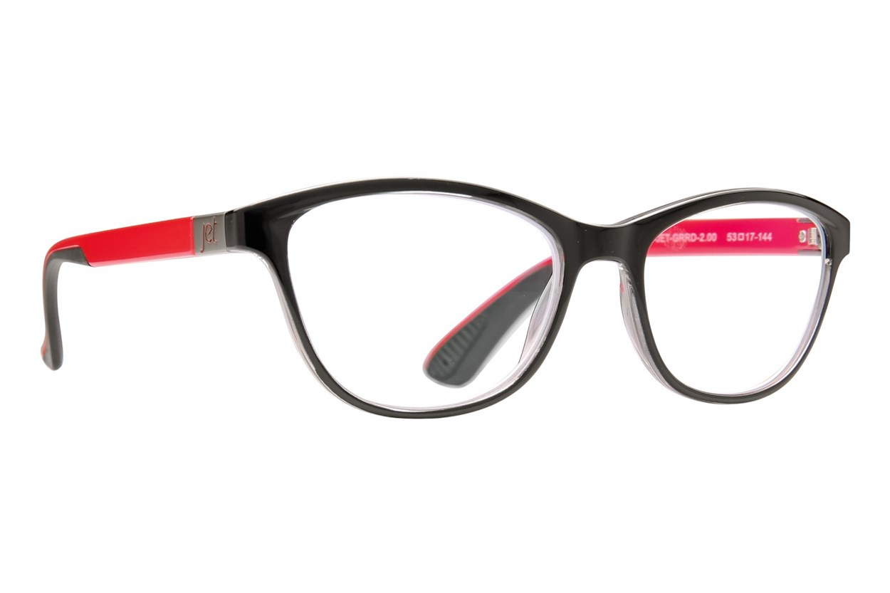Jet Readers ORD Reading Glasses Red ReadingGlasses