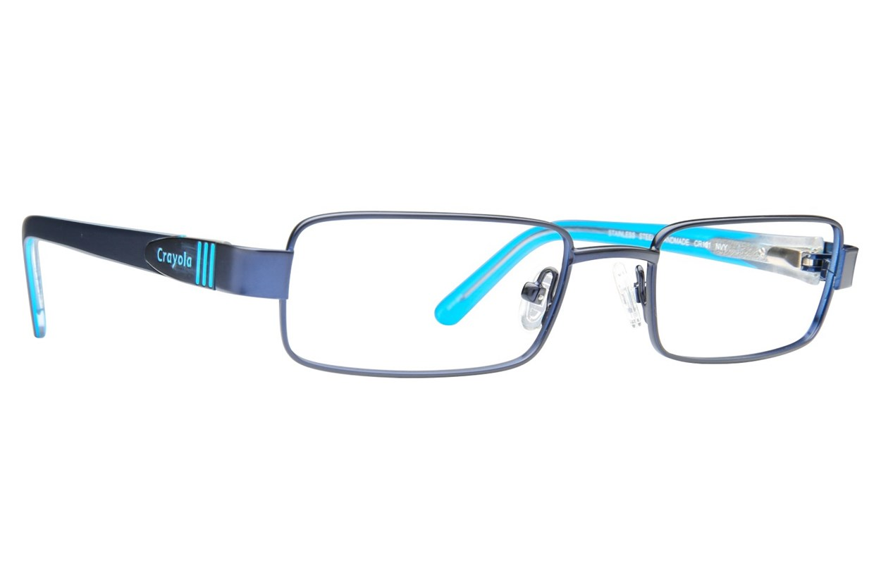 Crayola CR101 Blue Glasses