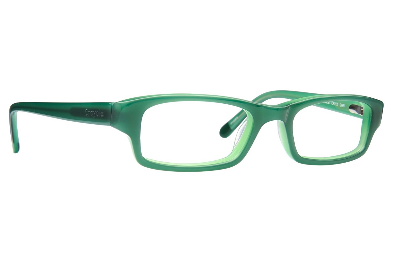 Crayola CR112 Green Glasses