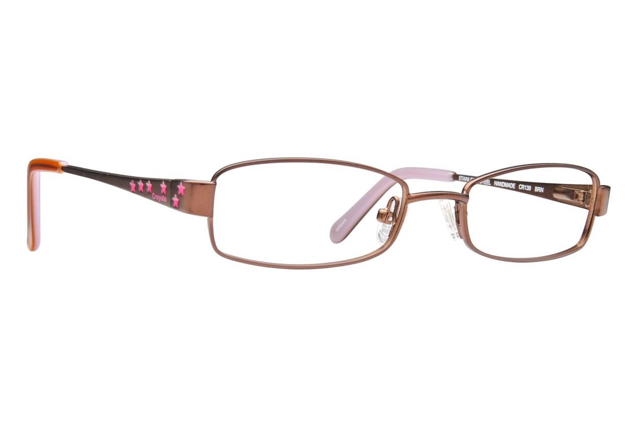 Crayola CR139 Brown Glasses