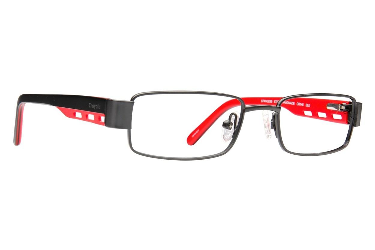 Crayola CR148 Black Glasses