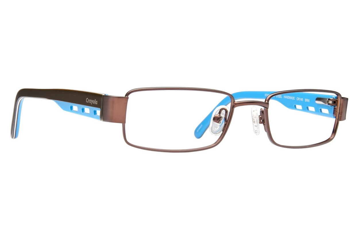 Crayola CR148 Brown Glasses