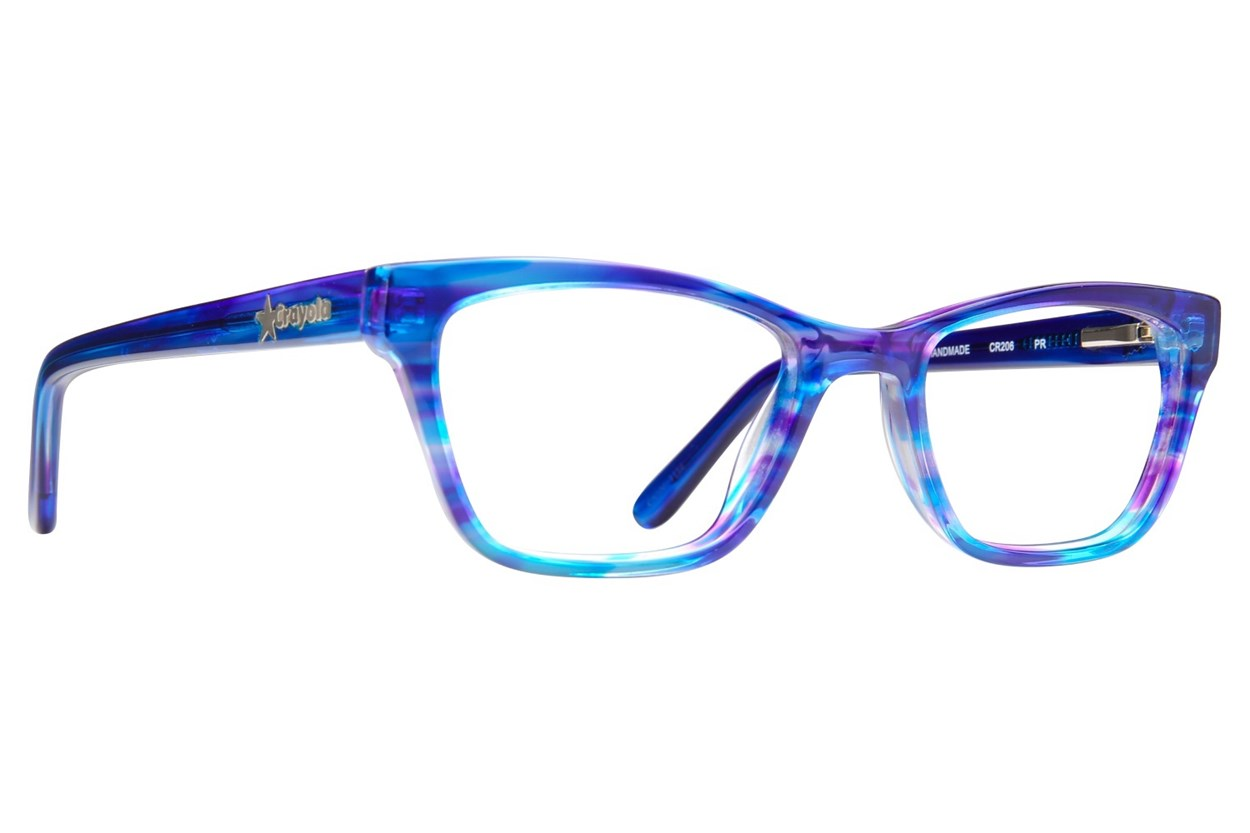 Crayola CR206 Purple Glasses
