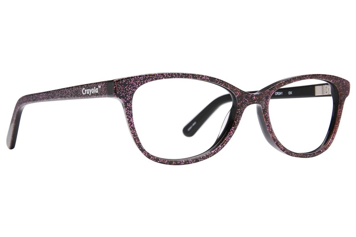 Crayola CR241 Black Glasses