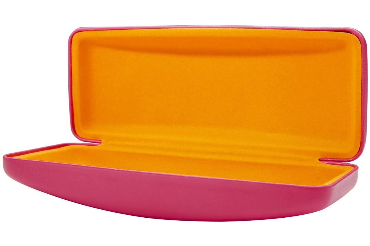 Alternate Image 1 - CalOptix Carousel Medium Eyeglass Case Pink GlassesCases