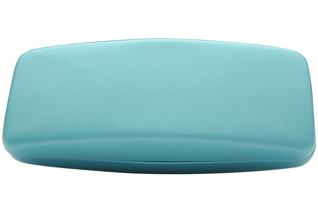 CalOptix Carousel Medium Eyeglass Case Blue GlassesCases