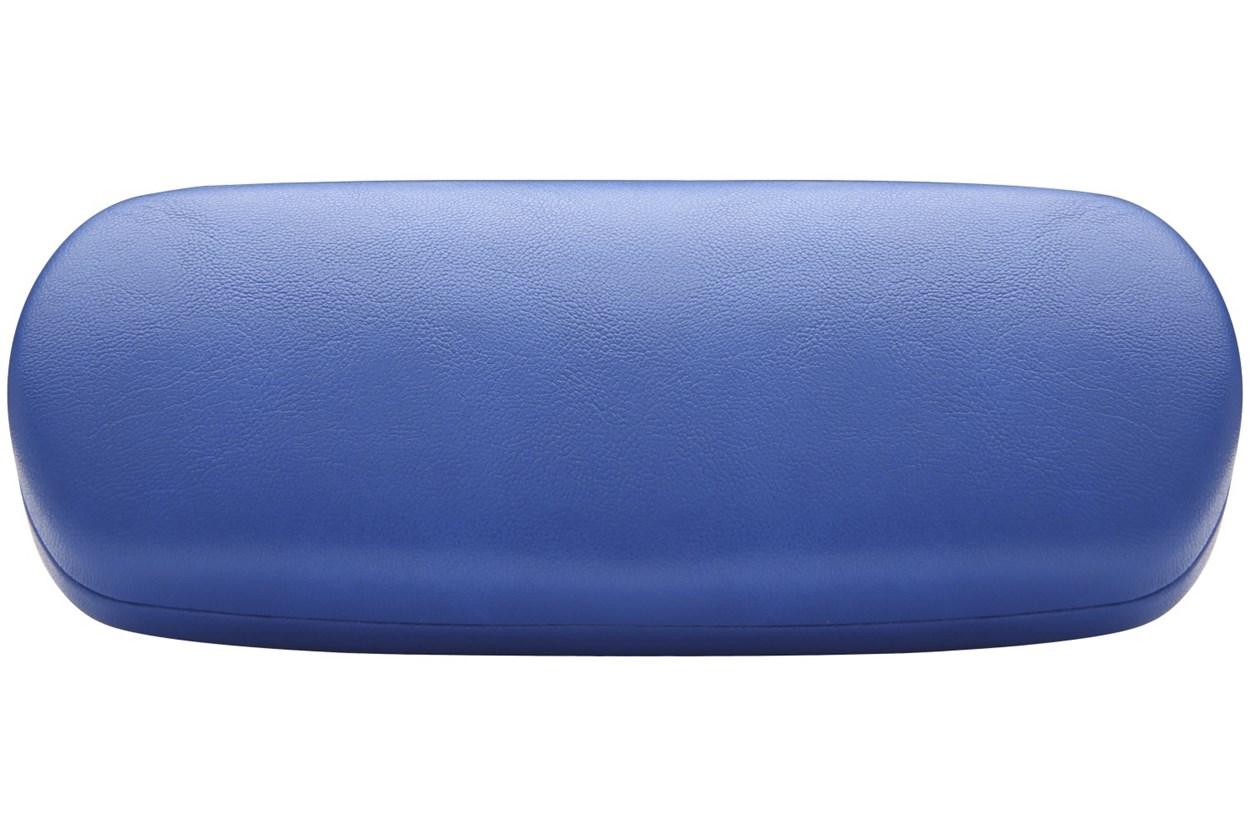 CalOptix Scholar Extra Long Eyeglass Case Blue GlassesCases