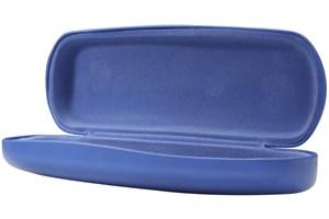 Click to swap image to alternate 1 - CalOptix Scholar Extra Long Eyeglass Case Blue GlassesCases