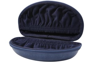 Click to swap image to alternate 1 - CalOptix Double Vision Case Blue GlassesCases