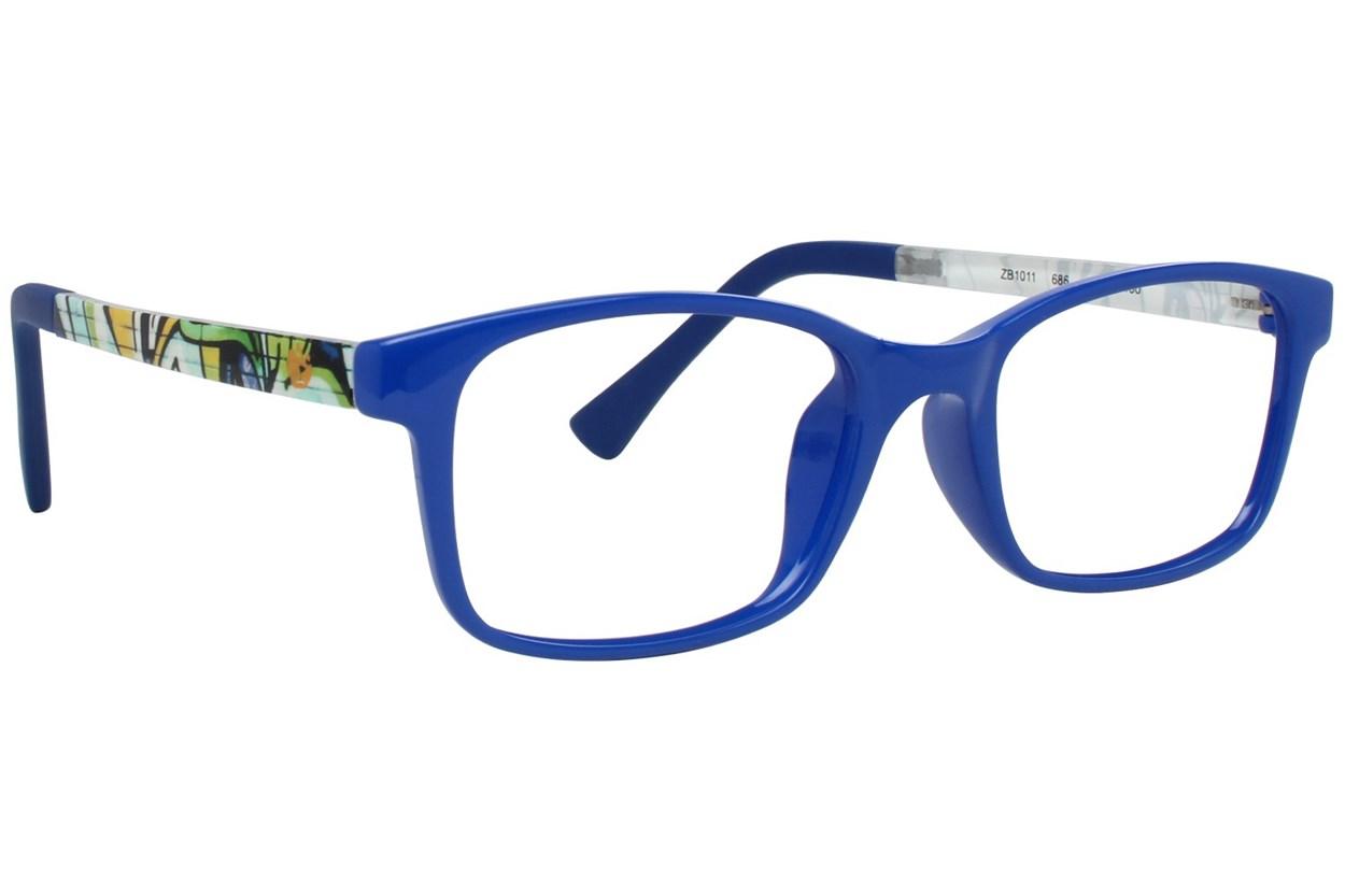 Zoobug ZB1011 Blue Glasses
