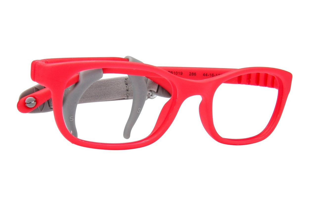 Zoobug ZB1019 Eyeglasses - Red
