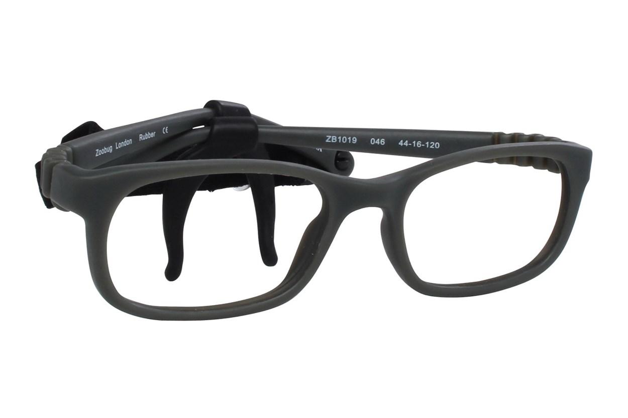 Zoobug ZB1019 Black Glasses