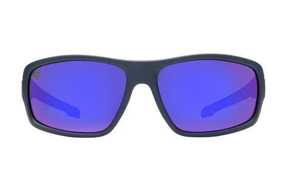 NFL LA Rams Catch Style Blue Sunglasses