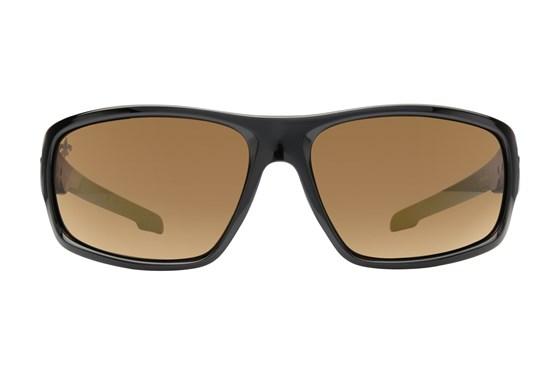 NFL New Orleans Saints Catch Style Black Sunglasses