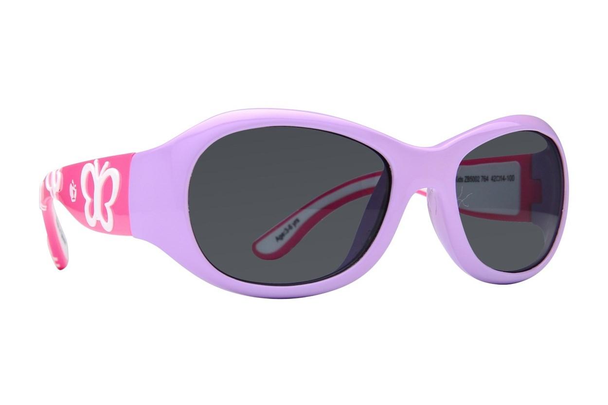 Zoobug ZB5002 Purple Sunglasses