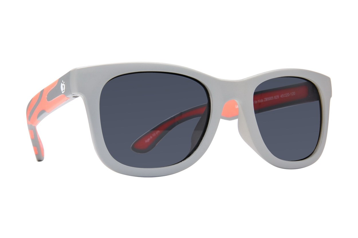 Zoobug ZB5005 Silver Sunglasses