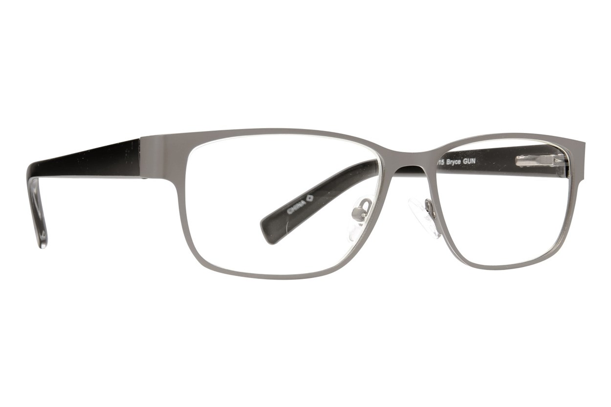 Foster Grant Bryce Reading Glasses Gray ReadingGlasses