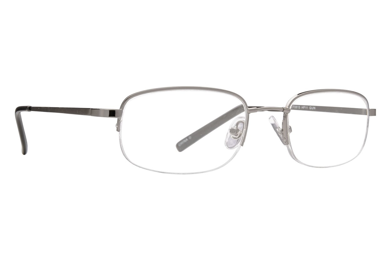 Foster Grant HF11 Reading Glasses Gray ReadingGlasses