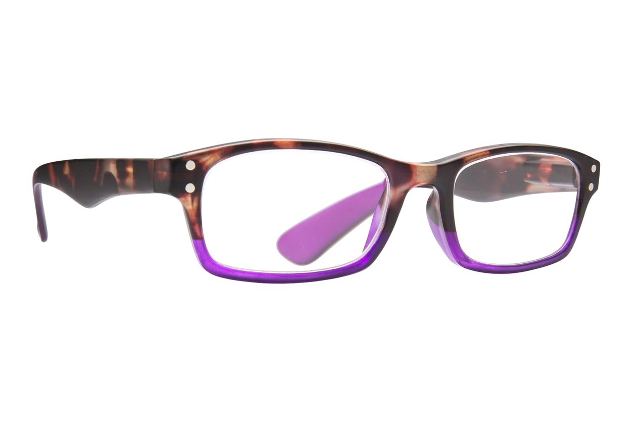 Peepers Second to None Purple ReadingGlasses