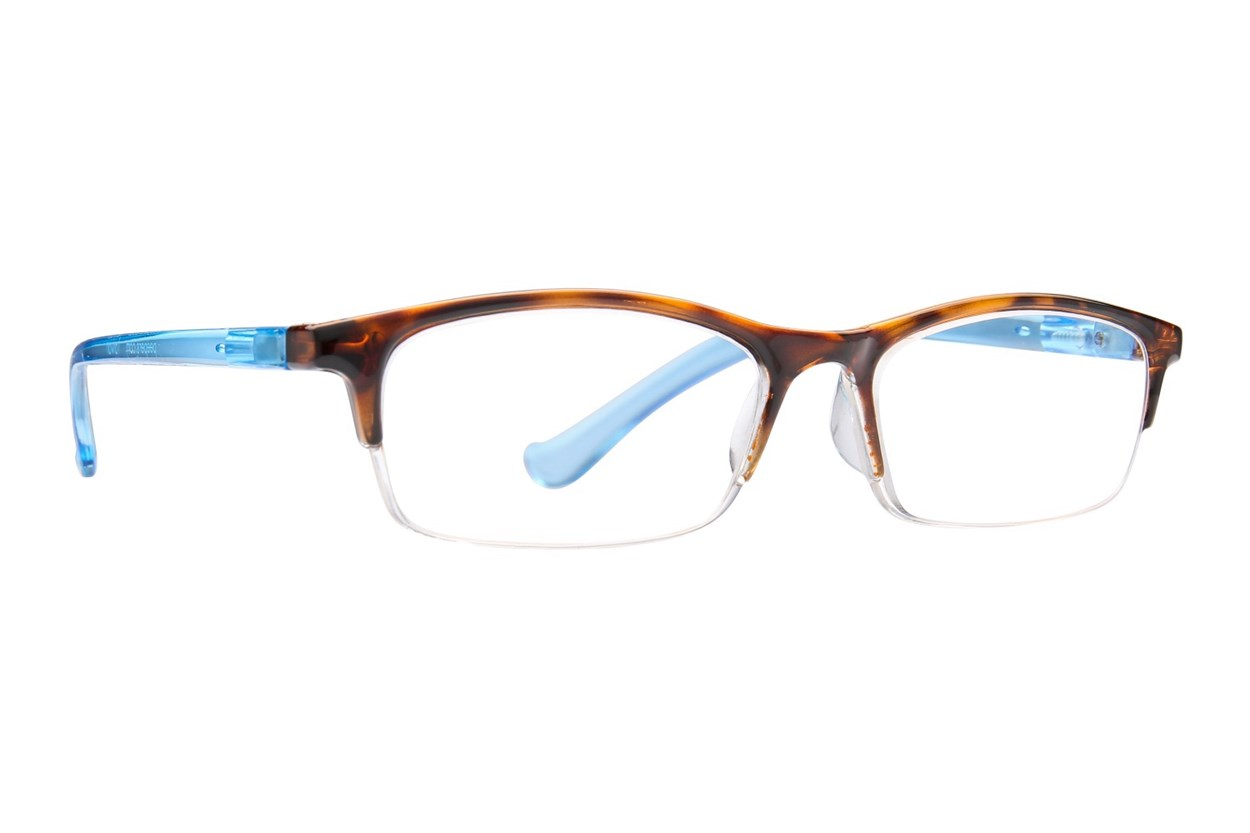 Peepers Sunday Brunch ReadingGlasses - Brown