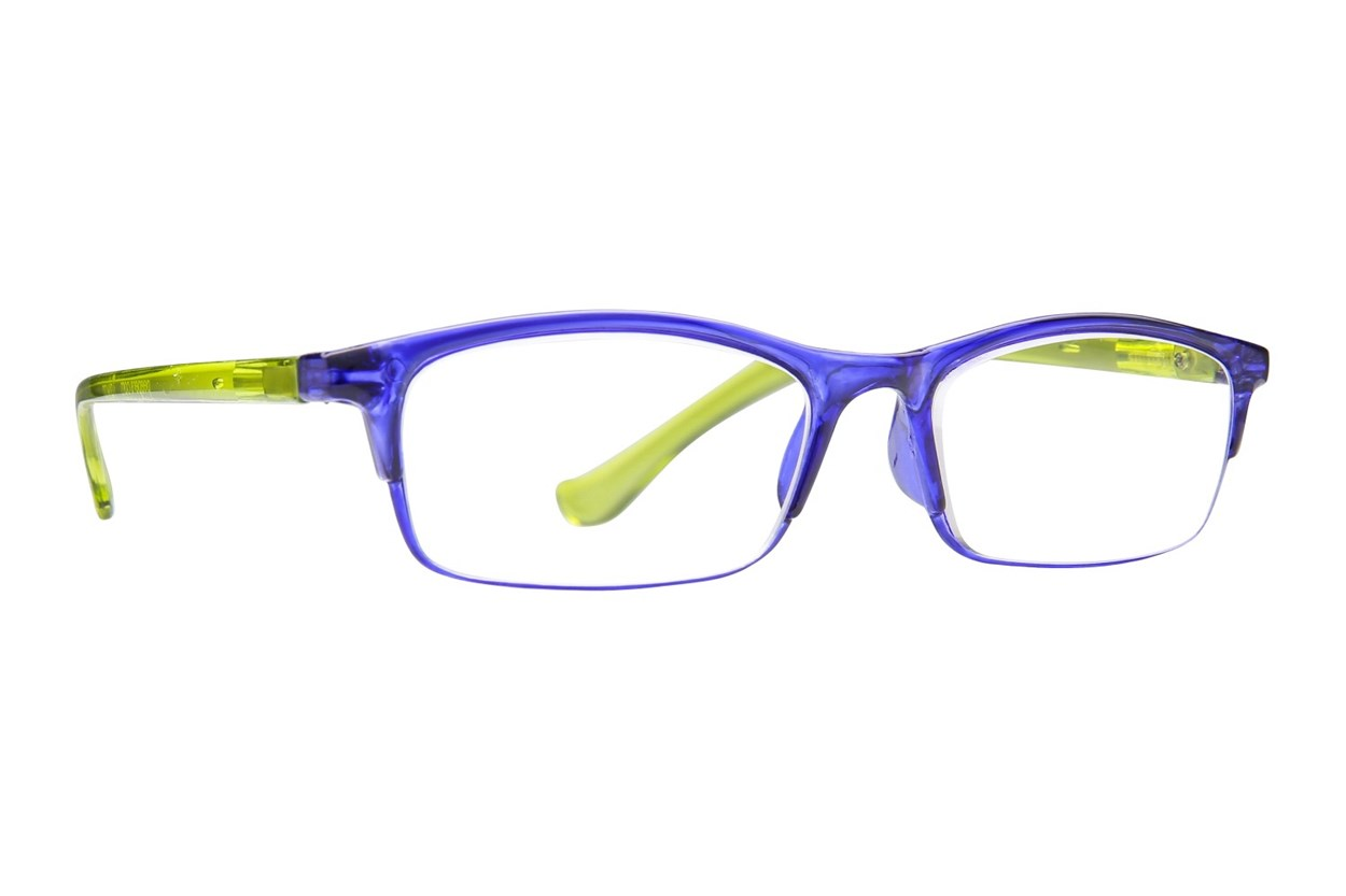 Peepers Sunday Brunch ReadingGlasses - Purple