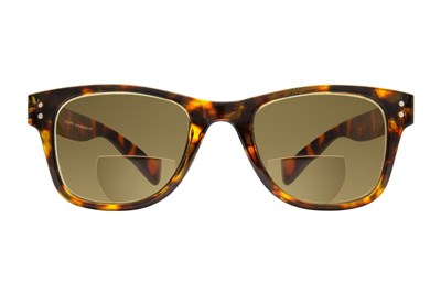 Peepers Cabana Bifocal Reading Sunglasses Tortoise