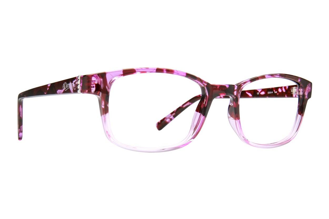Dereon DOV520 Pink Glasses