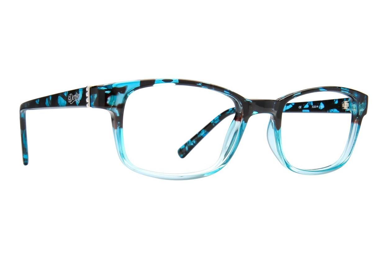 Dereon DOV520 Blue Glasses