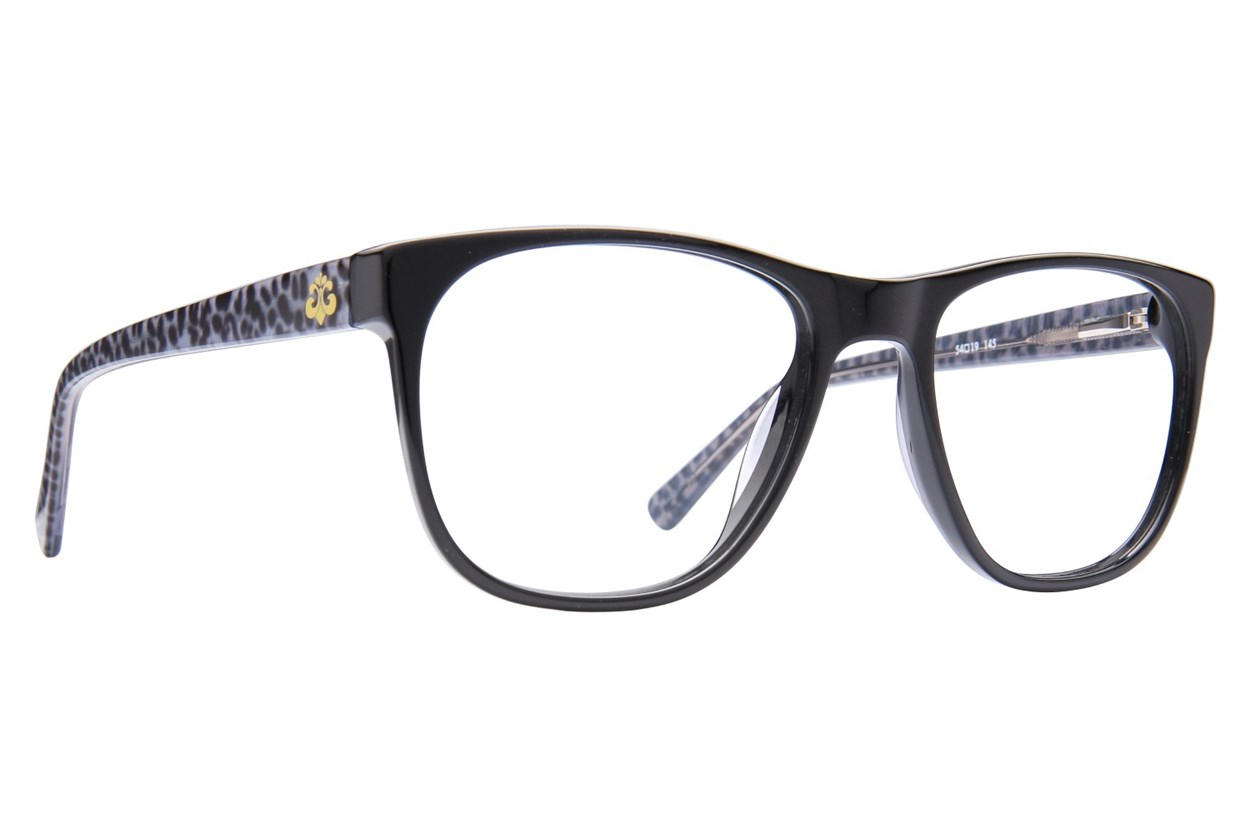 Dereon DOV530 Black Glasses