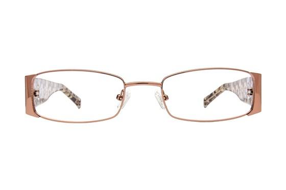 Dereon DOV 501 Brown Glasses