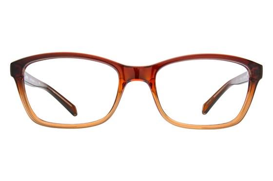 Dereon DOV 516 Brown Glasses