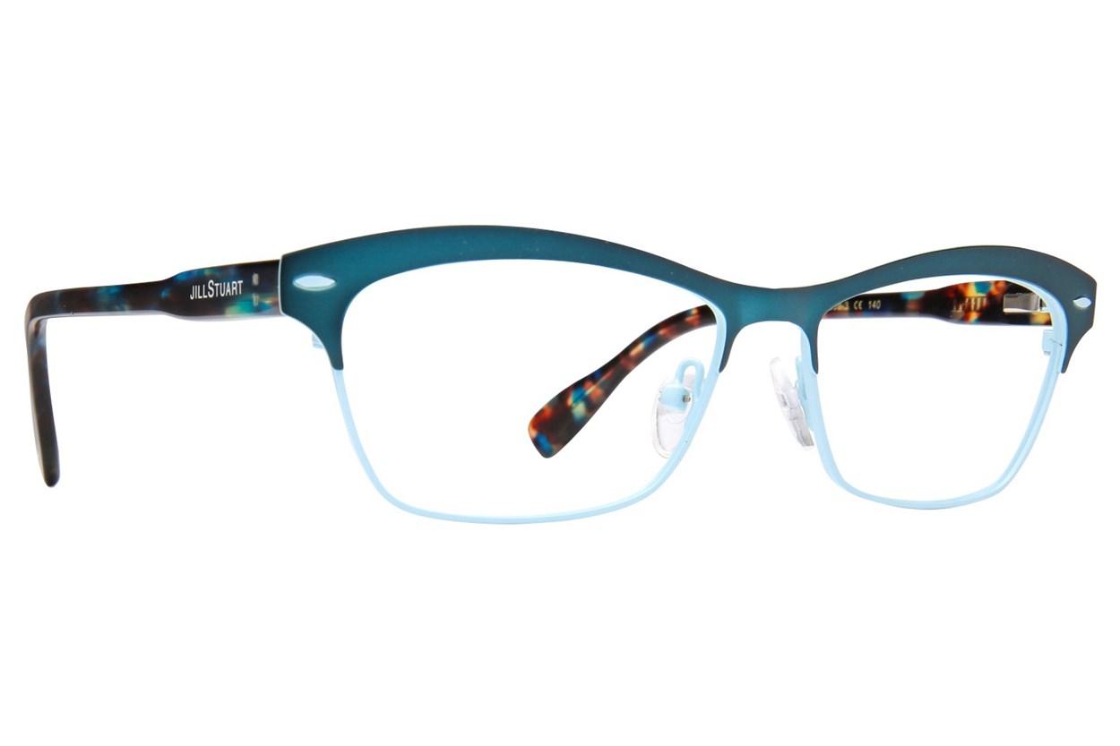 Jill Stuart JS 339 Turquoise Glasses