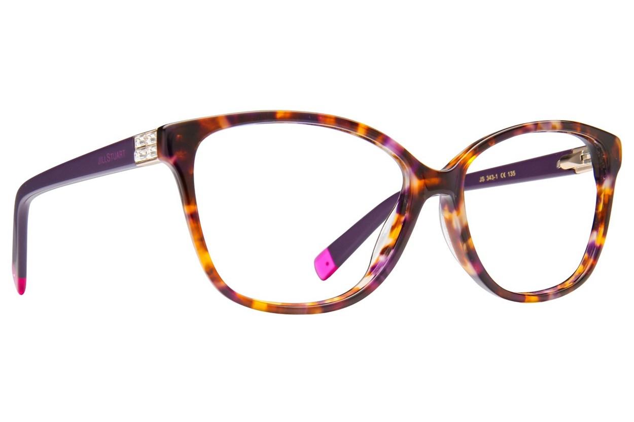 Jill Stuart JS 343 Tortoise Glasses