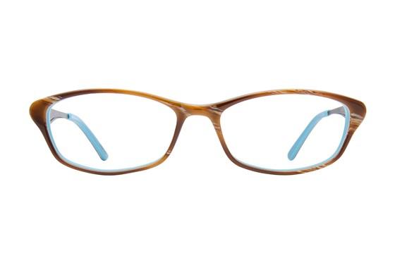 Jill Stuart JS 348 Brown Glasses