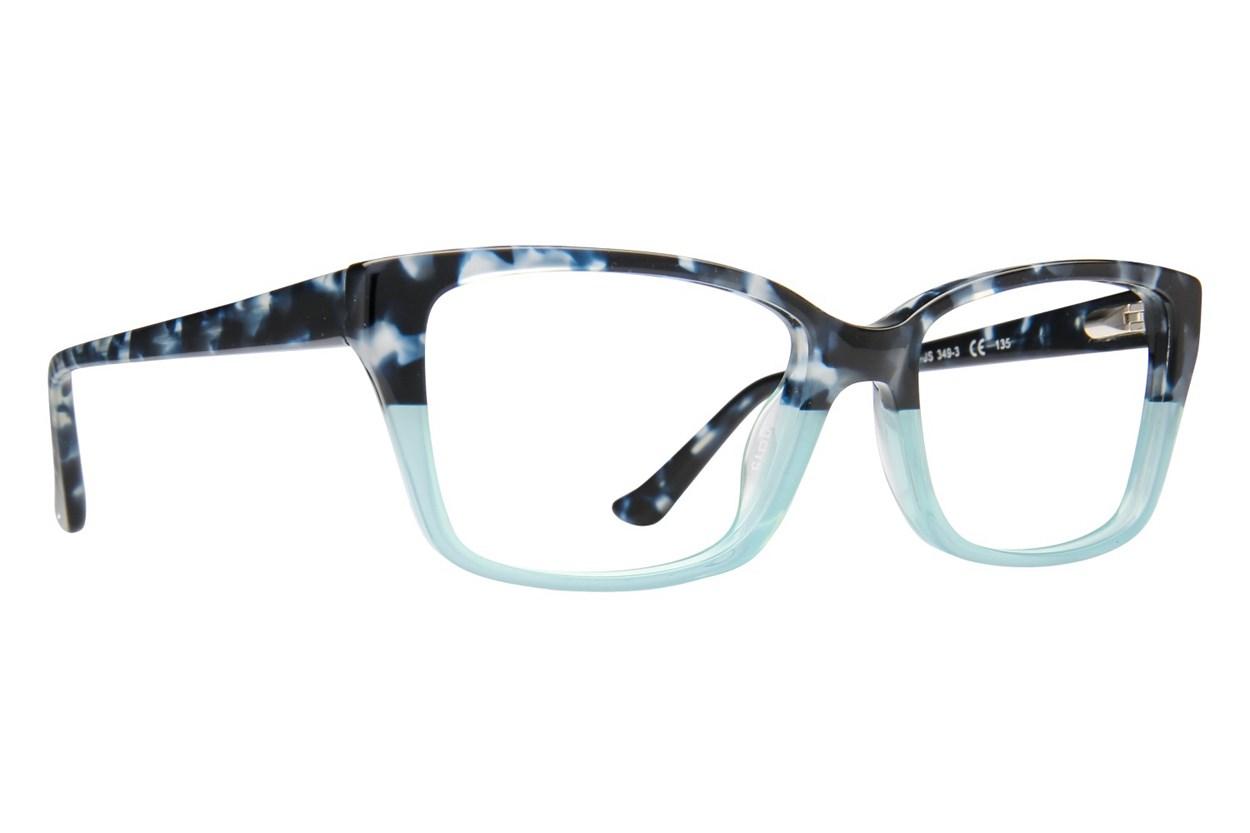 Jill Stuart JS 349 Blue Glasses