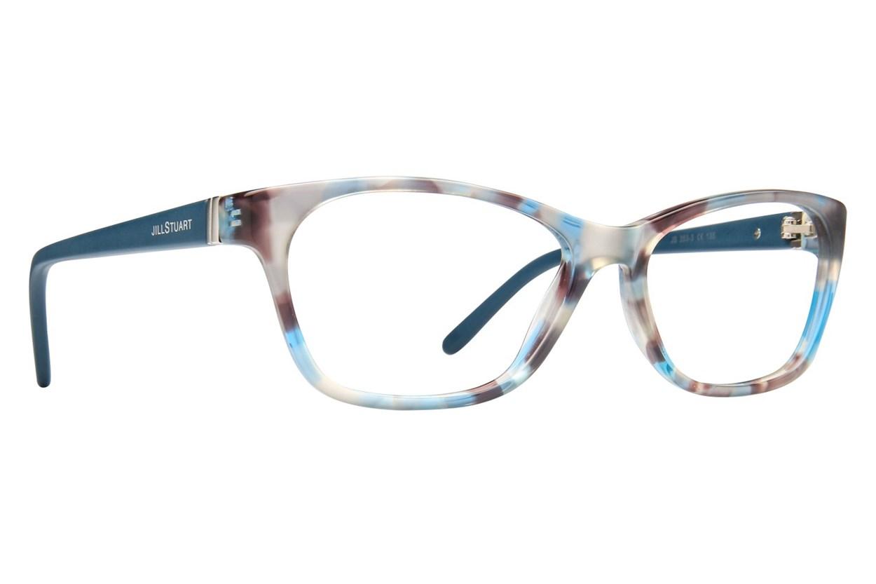 Jill Stuart JS 353 Blue Glasses