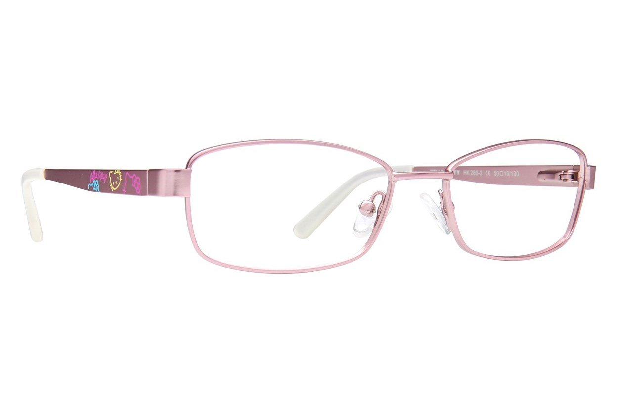 Hello Kitty HK260 Pink Glasses