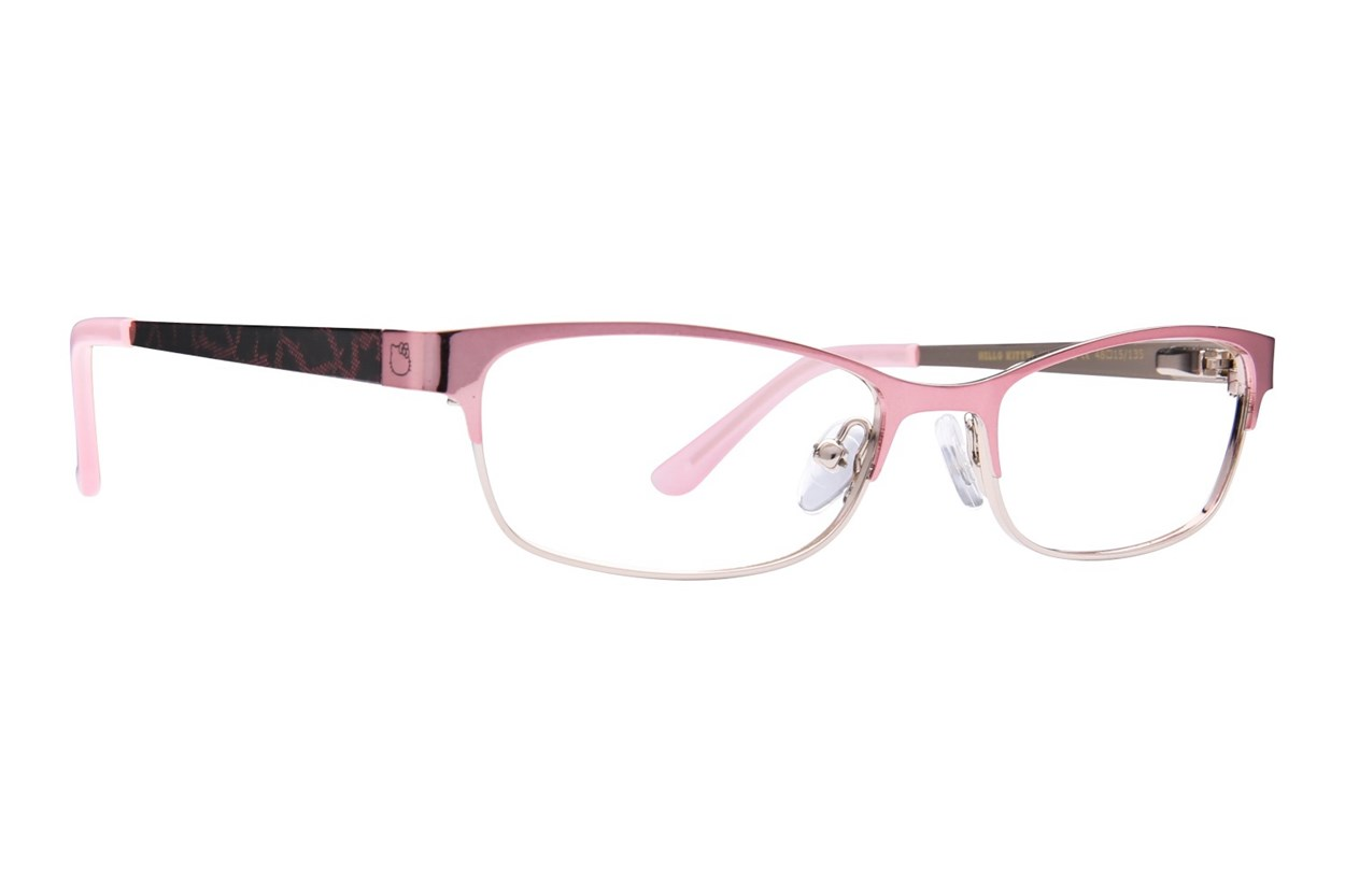 Hello Kitty HK263 Eyeglasses - Pink