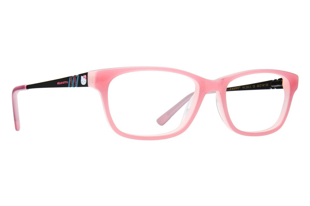 Hello Kitty HK265 Pink Glasses