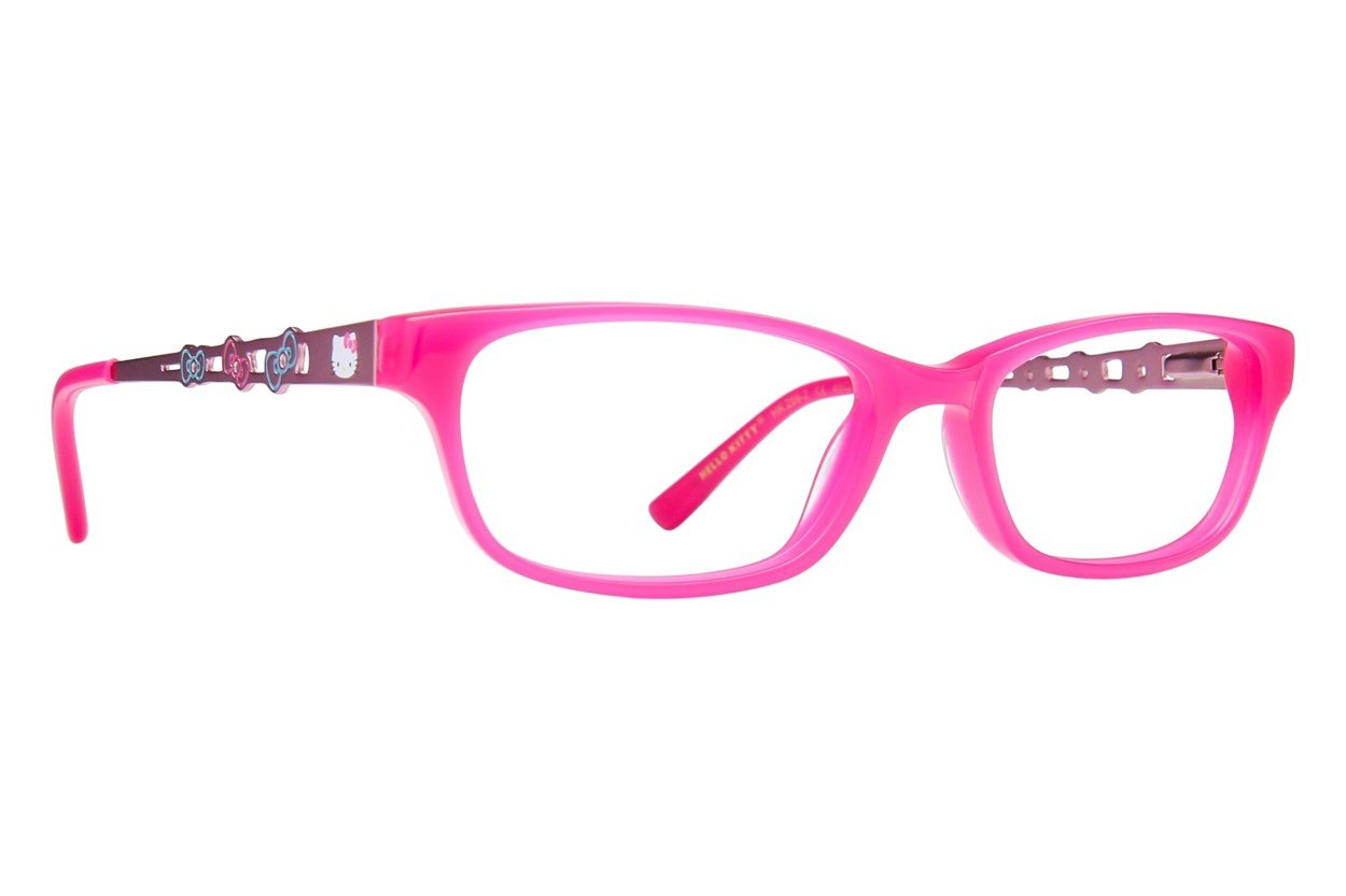 Hello Kitty HK266 Pink Glasses