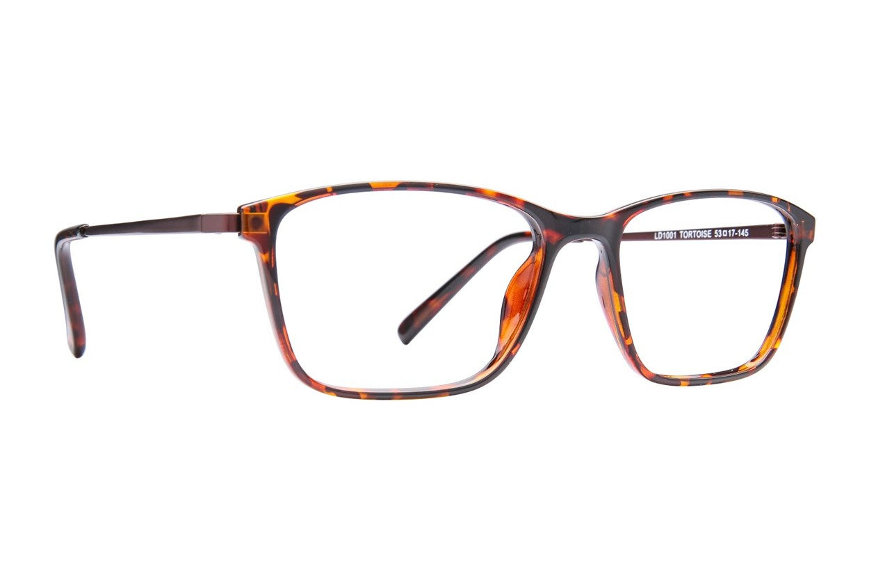 Lite Design LD1001 Tortoise Glasses