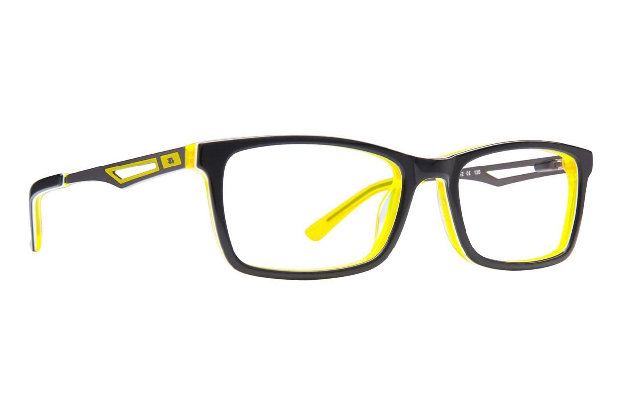 Tony Hawk Kids THK 3 Black Glasses