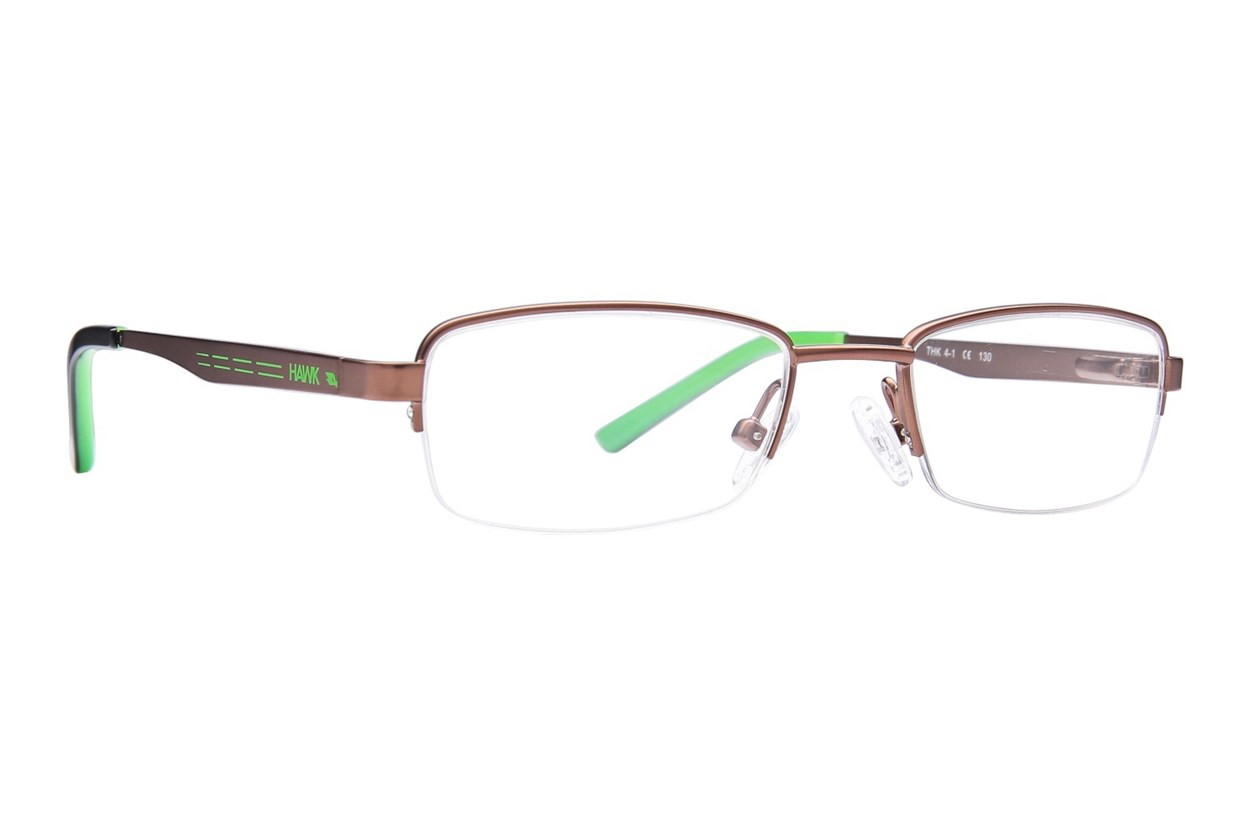 Tony Hawk Kids THK 4 Brown Glasses